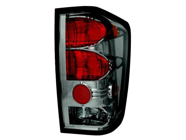 IPCW Tail Lamp CWT-CE1114CS 04-07 Nissan Titan Platinum Smoke