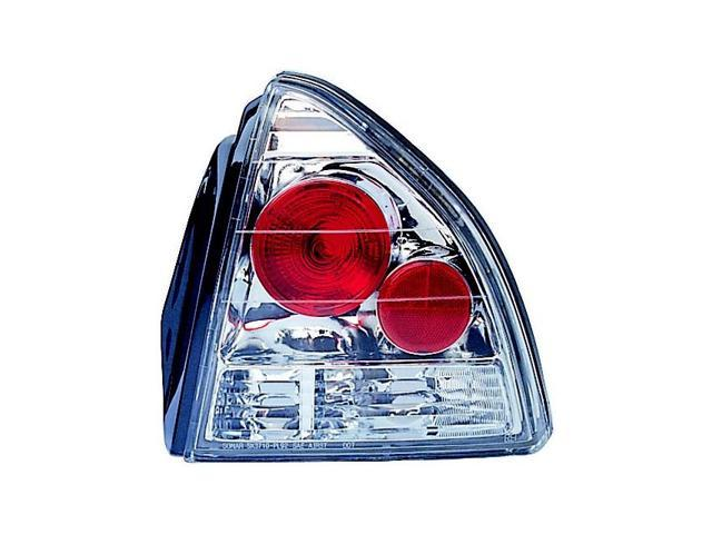 IPCW Tail Lamp CWT-738C2 92-96 Honda Prelude Crystal Clear