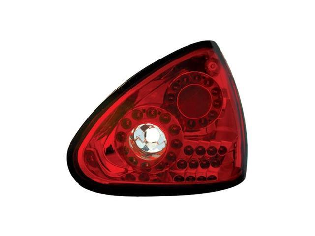 IPCW 04-08 Nissan Maxima Tail Lamps LED Ruby Red LEDT-1112CR