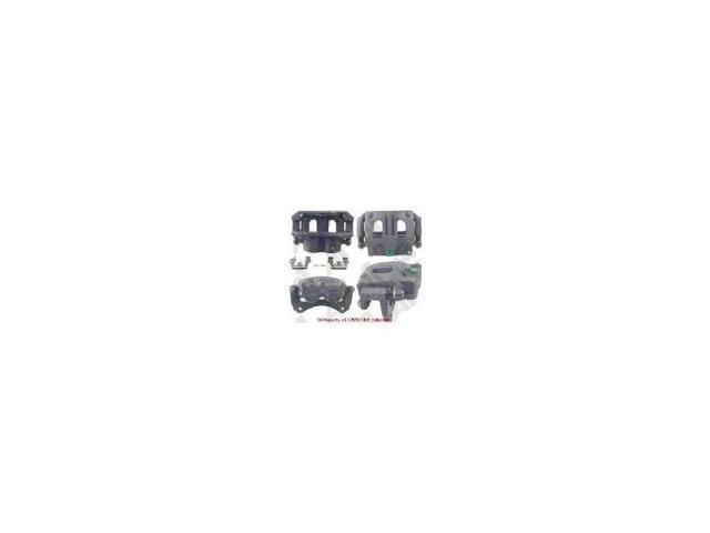 98-02 Dodge Ram 1500 Van/98 Dodge B1500 Remanufactured Caliper w/Installation Hardware & Bracket 18-B4762 Front Right EACH