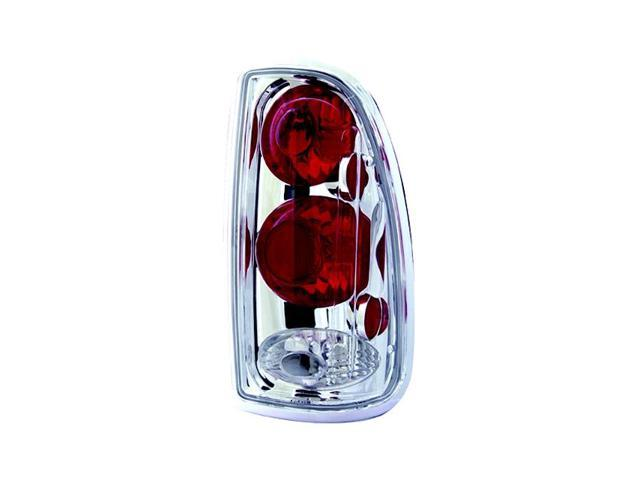 IPCW Tail Lamp CWT-CE2026C 00-06 Toyota Tundra Crystal Clear