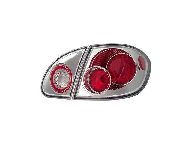 IPCW Tail Lamp CWT-2031C2 03-04 Toyota Corolla Crystal Clear