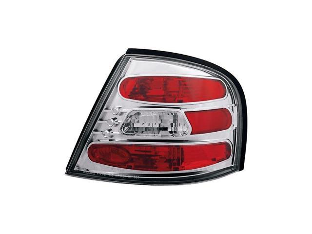 IPCW Tail Lamp CWT-CE1109C 98-01 Nissan Altima Crystal Clear