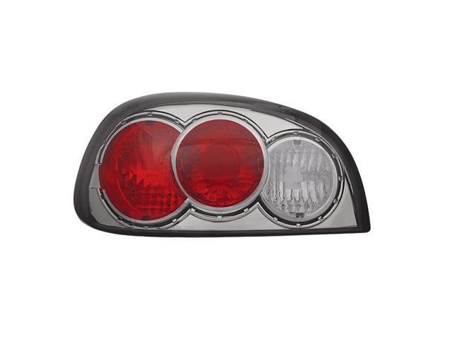 IPCW Tail Lamp CWT-CE340CS 96-98 Pontiac Grand Am Platinum Smoke