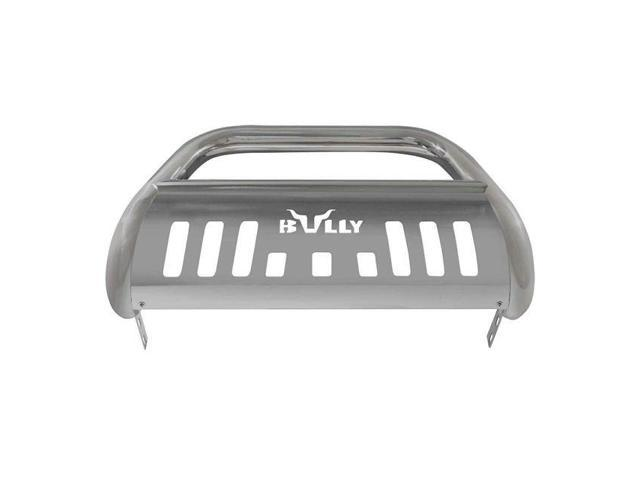 Bully S.S. Bull Bar for 05-07 Ford F-250SD Grille Guard Stainless Steel / Polished  NR-304
