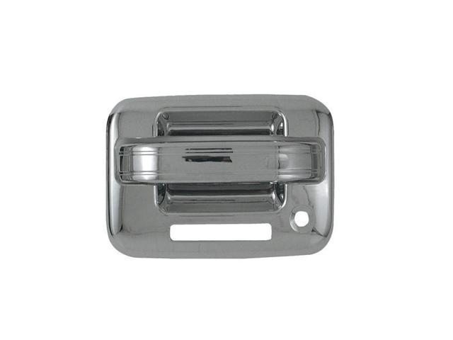 Bully Chrome Door Handle Cover for a 04-09 FORD F150 2 dr  W/O KEYHOLE W/ KEY PAD   Door Handle Cover DH68109A1