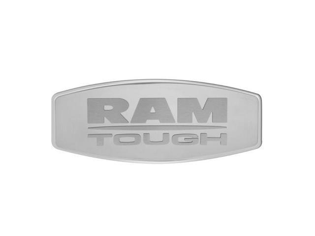 Bully Ram Custom Dual Layer Stainless Steel Hitch Cover CRB-06A