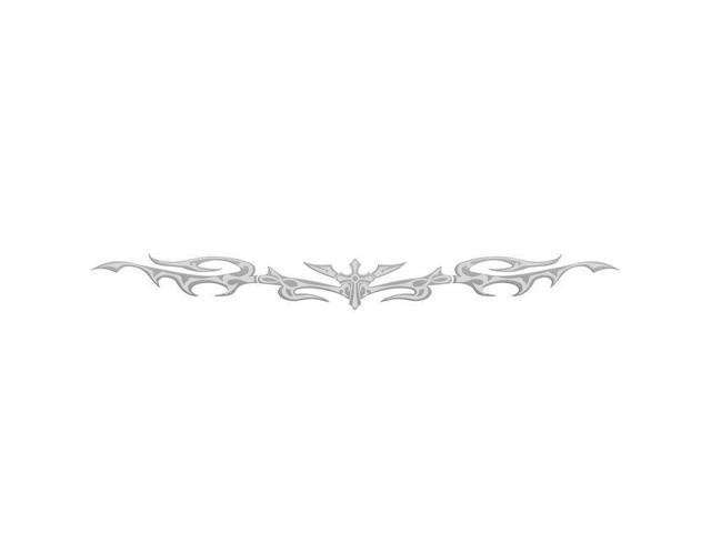Bully Stainless Steel Tribal with Cross Styling Emblem TT-109