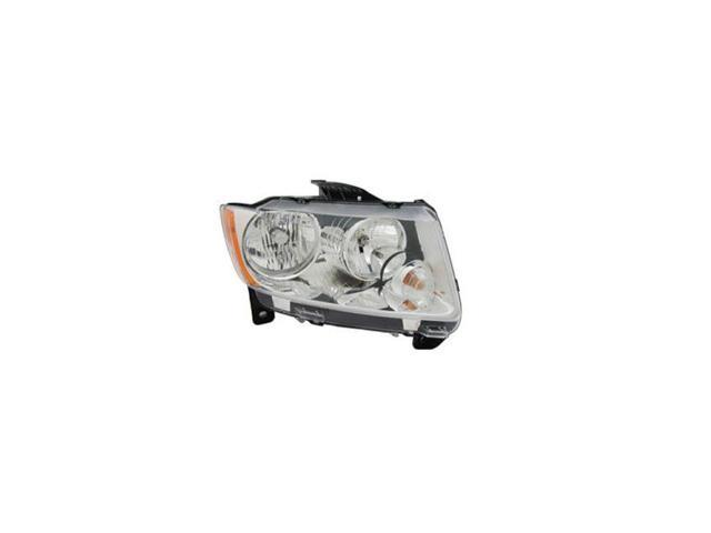 Omix-ADA 12402.26 Headlight Assembly, Right, 11-13 Jeep Grand Cherokee WK2
