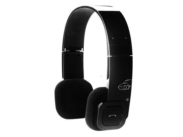 Exonic AI-304 inCarBite Wireless Bluetooth Headphones w/ Buil-in Mic for iPad, iPhone, Laptop, Android, & Devices with Bluetooth Paring