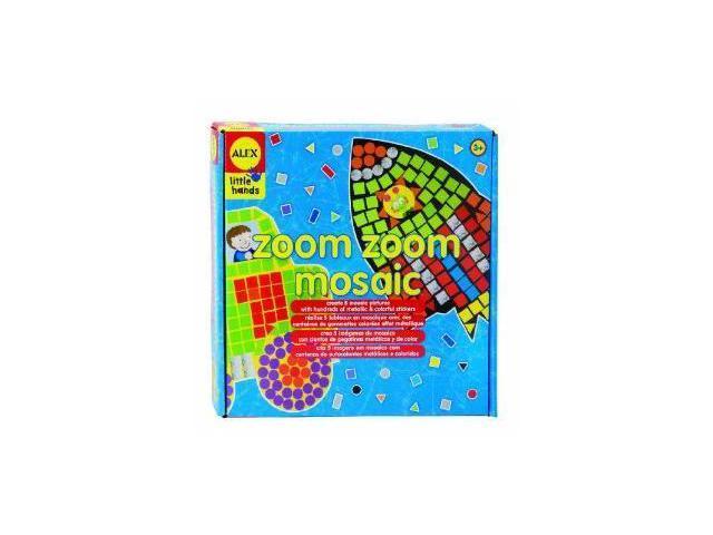 Alex Toys Zoom Zoom Mosaic