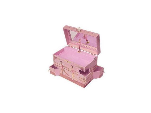 Ballet School Music Box