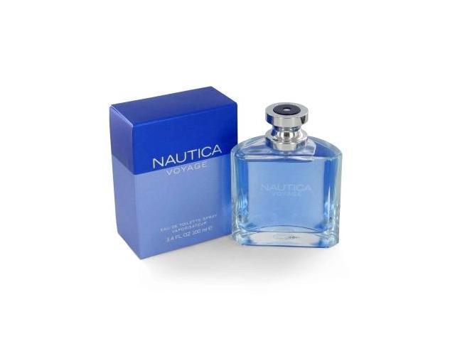 Nautica Voyage by Nautica Eau De Toilette Spray 3.4 oz