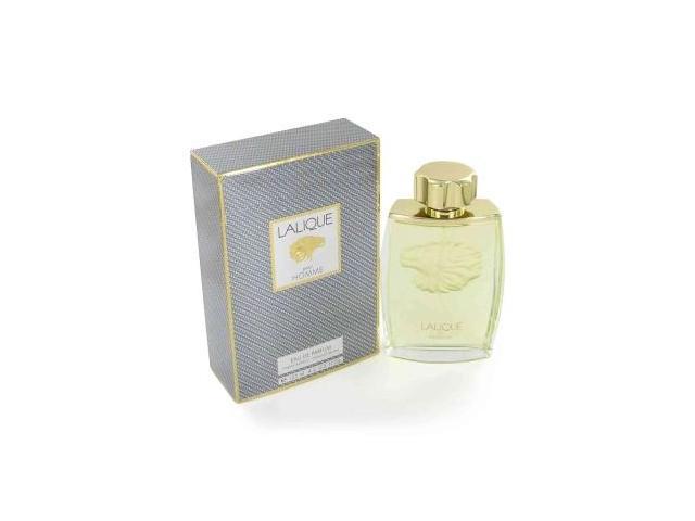 LALIQUE by Lalique Eau De Toilette Spray (Lion) 4.2 oz