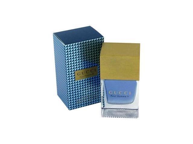 Gucci Pour Homme II by Gucci Eau De Toilette Spray 1.6 oz