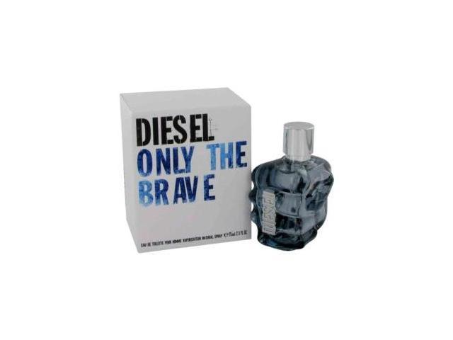 Only the Brave by Diesel Eau De Toilette Spray 2.5 oz
