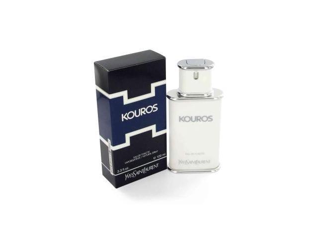 KOUROS by Yves Saint Laurent Eau De Toilette Spray 3.4 oz