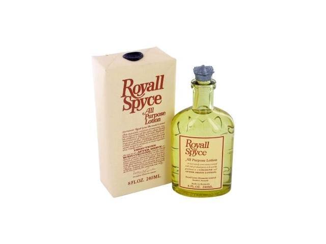 ROYALL SPYCE by Royall Fragrances All Purpose Lotion / Cologne 8 oz