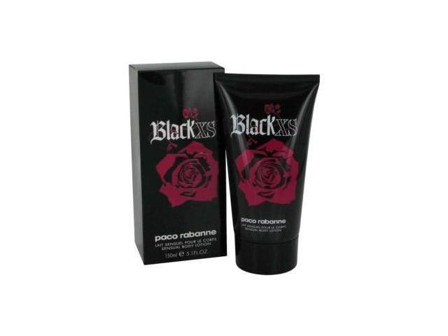 Black XS by Paco Rabanne Body Lotion 5 oz for Women