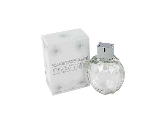 Emporio Armani Diamonds by Giorgio Armani Eau De Parfum Spray 1.7 oz for Women
