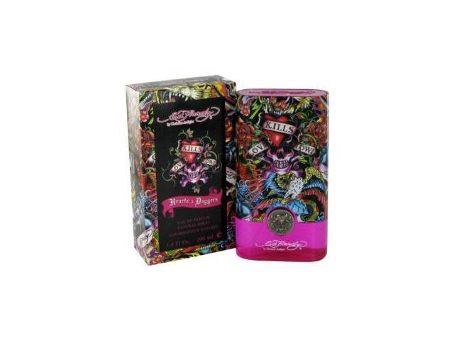 Ed Hardy Hearts & Daggers by Ed Hardy Eau De Parfum Spray 1.7 oz for Women