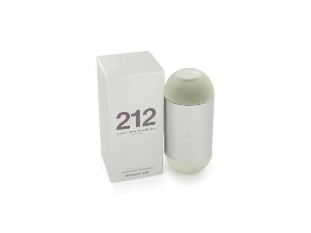 212 by Carolina Herrera Eau De Toilette Spray 3.4 oz for Women
