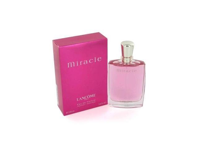 MIRACLE by Lancome Eau De Parfum Spray 3.4 oz for Women