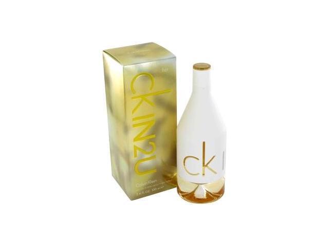 CK In 2U by Calvin Klein Eau De Toilette Spray 5 oz for Women