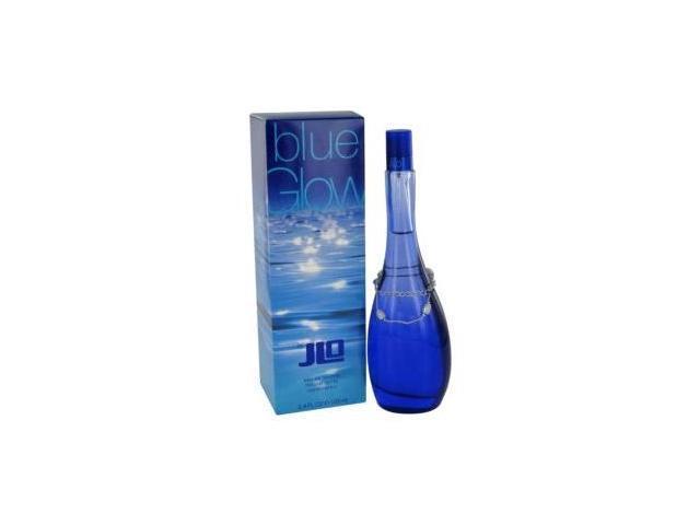 Blue Glow by Jennifer Lopez Eau De Toilette Spray 3.4 oz for Women