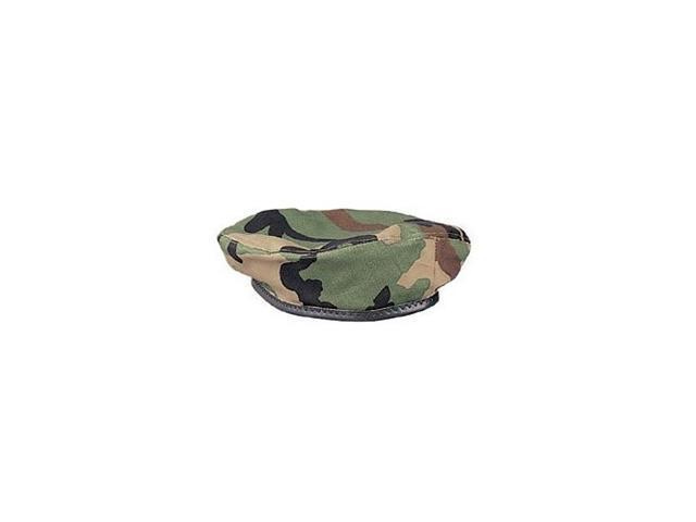 Camouflage G.I. Style Beret