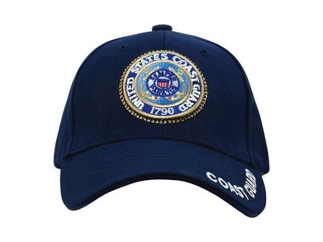Coast Guard Insignia Cap