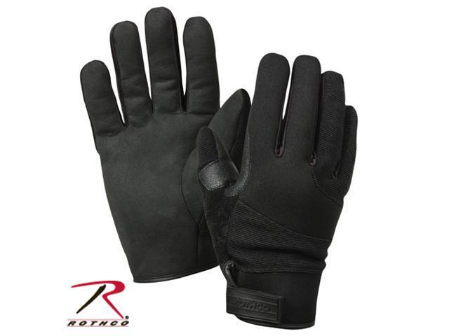 Rothco Cold Weather Street Shield Gloves in Black