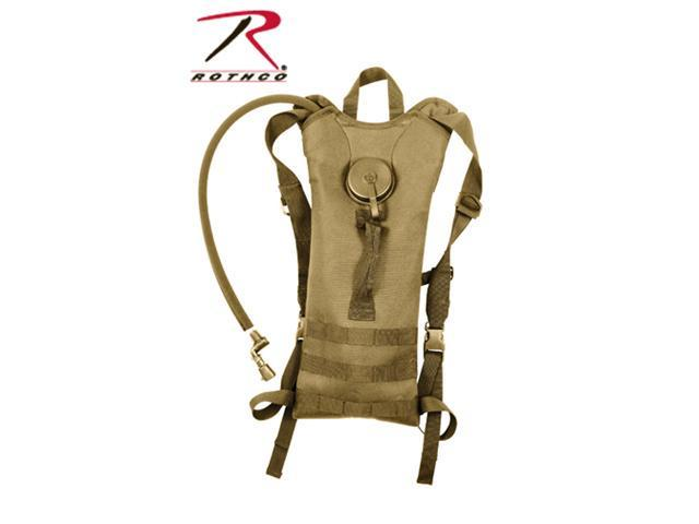 Rothco Backstrap Hydration System (Brown)
