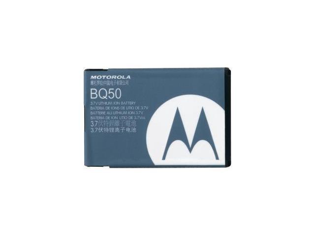NEW MOTOROLA OEM BQ50 BATTERY FOR EM28 W175 W233 W230