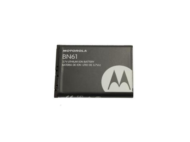 MOTOROLA OEM BN61 Battery for Motorola Krave ZN4, Rapture VU30 and Crush W835