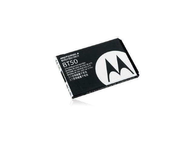 MOTOROLA BT50 Li-Ion Battery for Motorola C290, C975, C980, E1000, K1m, V190, V195, V197, V235, V323, V323i, V325, V360, V365, V975, V980 (Black)