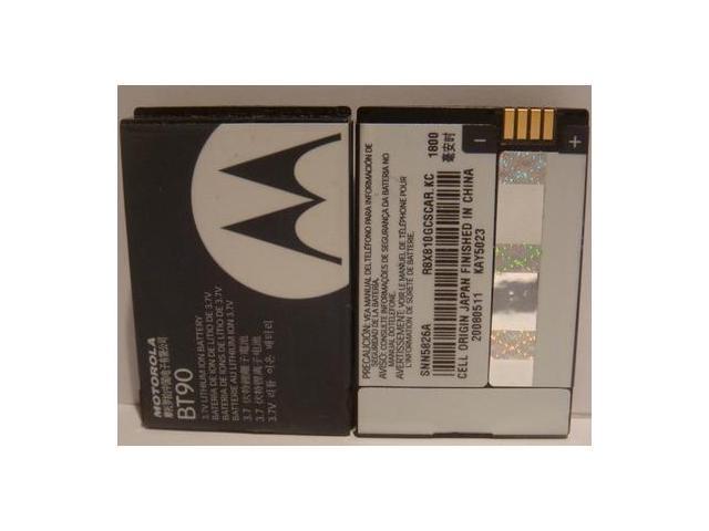Motorola BT90 Li-Ion Battery for Motorola C290, i880, Rival, A455, i576, i776, i885 (Black)