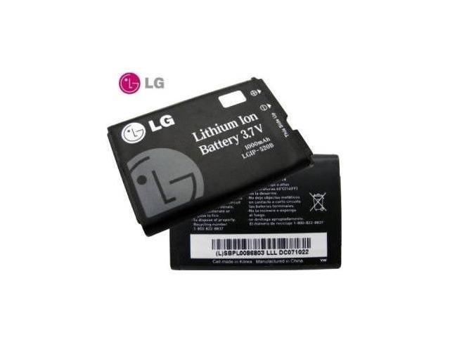 LG OEM LGIP-520B BATTERY FOR AX310 Helix UX310 VX5400 VX5500 VX8350 VX8360