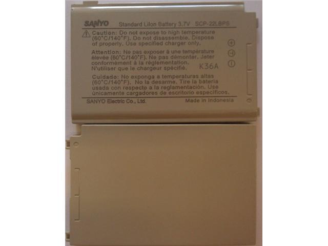 SANYO OEM SCP-22LBPS Battery for SCP 8400