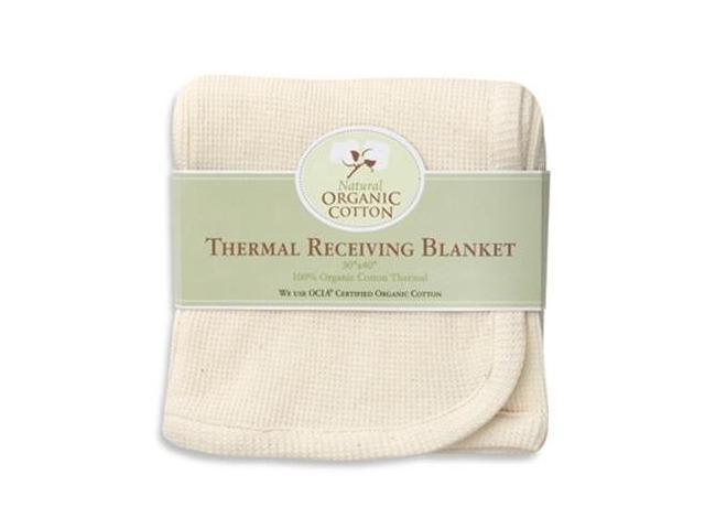 American Baby Company Organic Cotton Thermal Blanket