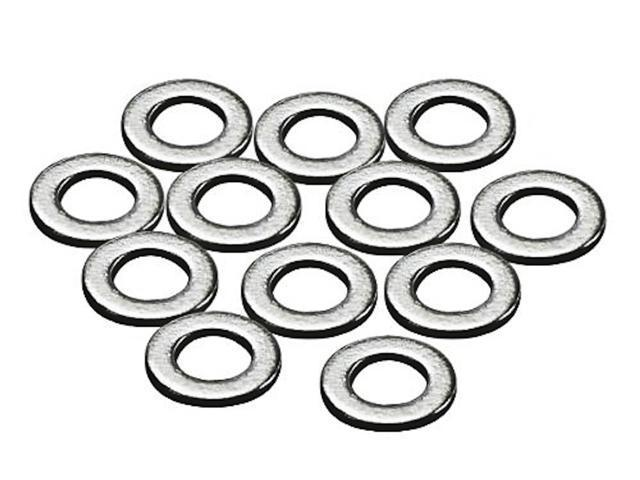 Traxxas RC Metal Washers 3x6mm (12) TRA2746 R/C Replacement Part Products USA