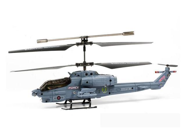 Syma S108G Marines Force Gyro R/C Helicopter