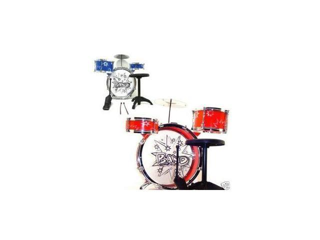 8 Pcs Kids Drum set musical intrument toy Playset