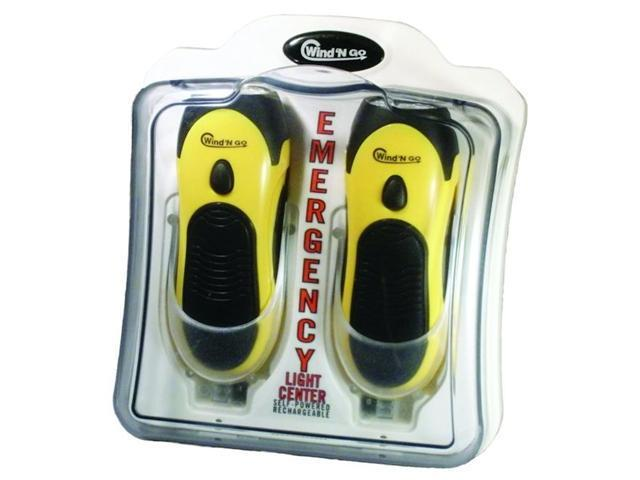 Wind 'N Go Emergency Light Center (case of 2)