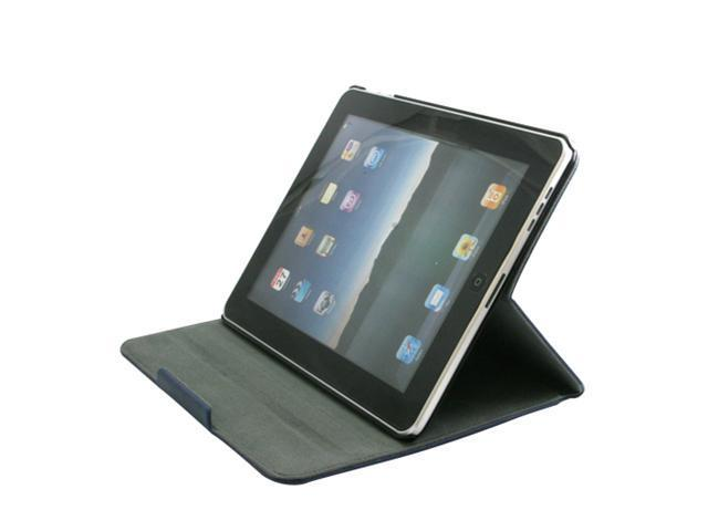 Unicase*Regent for iPad*Deep Blue with Free Screen Protector