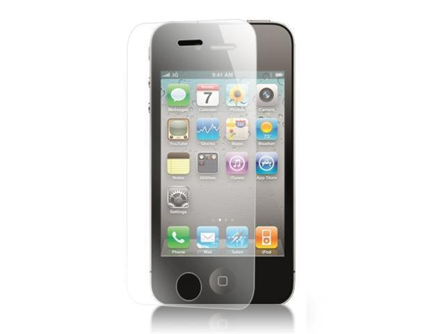 Anti-Glare Screen Protector for iPhone 4S (2pk)