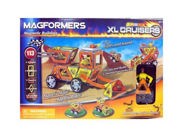 Magformers Construction Set