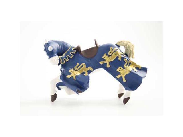 Papo King Richards Horse Blue
