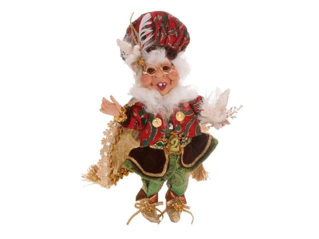 Mark Roberts Collectible Two Turtle Doves Christmas Elf - Small 12