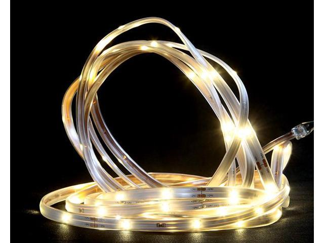 18 Warm White LED Indoor Outdoor Christmas Linear Tape